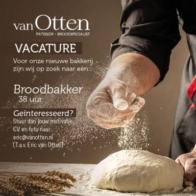 Ervaren Broodbakker